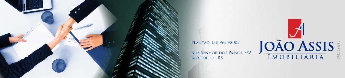 Jo�o Assis - Imobili�ria de Rio Pardo